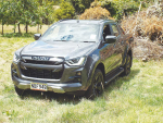 Stable recipe, safety brings D-Max up to date