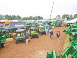 People are expected from all over the North Island to check out the CD field days.