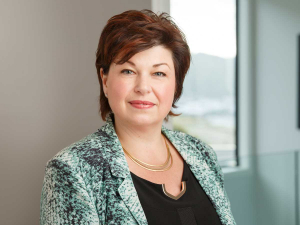 Chief executive of the Meat Industry Association, Sirma Karapeeva.