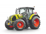 Claas Arion tractor.