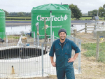 ClearTech reduces phosphate run-off