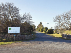 AgResearch's Winchmore Research Station is up for sale.