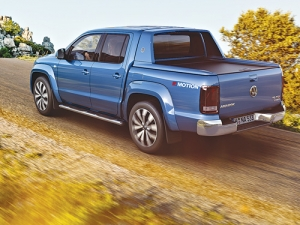 The Amarok 'Aventura' model by Volkswagen.