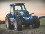 New Holland's hydrogen tractor is likely to be on the market soon.