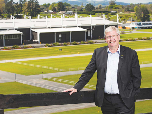 National Fieldays chief executive Peter Nation says farmers and exhibitors are itching to reconnect in both a social and business sense.