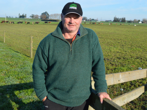 Federated Farmers Waikato president Andrew McGiven.
