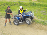 David Crawford believes rider training is being overlooked in new moves to address quad bike injuries and deaths.