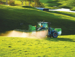 Hi-tech combination aims to improve spraying days