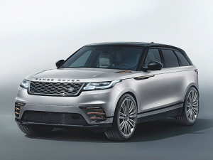 The Range Rover Velar P250.