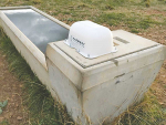 Farmbot water trough sensor.