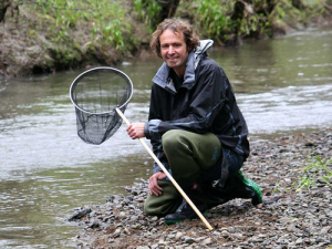 Massey University ecologist Mike Joy. Photo: Massey University.