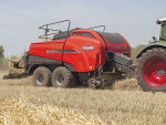 The new generation Kuhn SB series large square balers are said to deliver high capacity and high bale weights combined with more driver convenience.