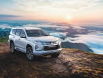 Pajero Sport refreshed for 2020