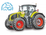 Smart tractor wins sustainability award