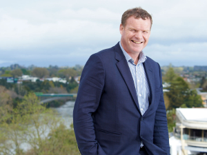 Rabobank NZ chief executive Todd Charteris says NZ agriculture is well placed to weather the Covid-19 storm but warns that there are some clouds on the horizon for the farming sector with dairy likely to be the hardest hit.