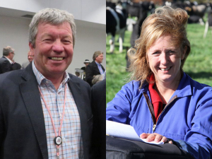 Andy Macfarlane and Donna Smit are both seeking re-election.