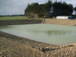 It is vital to manage storage volumes and pond levels throughout the year.