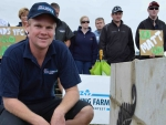 Matt Bell Young Farmer of the Year 2015.