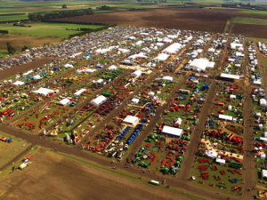 South Island Agricultural Field Days 2017 site.