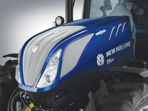 Triple success for New Holland