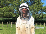 Scholarship allows dream career in beekeeping to take flight