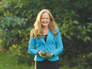 Avocado NZ chief executive Jen Scouler says an increased focus from consumers on health and wellness has contributed to the industry's growth.