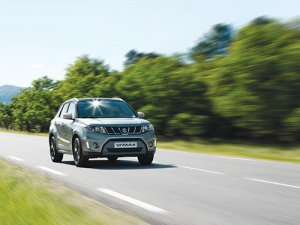 Strong acceleration and top speed of 200km/hr are some of the features of the new Vitara turbo.