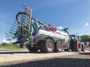Turning slurry into profit