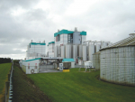 Welding cracks were found at the base of milk silos at Fonterra's Edendale plant.