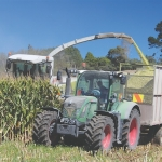 Planning will help prevent stress during maize harvesting.