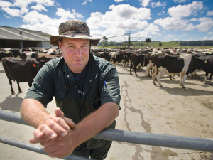 Federated Farmers vice president and climate change spokesperson Andrew Hoggard.