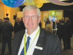 Fieldays chief executive Peter Nation claims the organisation is holding onto exhibitors' money to stabilise its business and create a framework for moving forward.