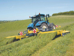New Holland extends hay and forage range
