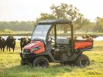New Kubota UTV raises the bar