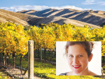 New Zealand's wine industry is adapting to survive and thrive. Inset: Sophie Preece.