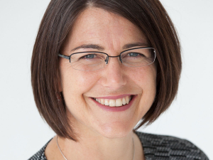 Caroline Read, chief executive of Overseer.