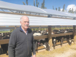 HerdHomes was started by Tom Pow after he noticed the impact of bad weather on cows and milk production.