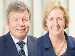 Two re-elected to co-op