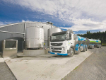 Fonterra is installing new vat monitoring systems to make milk collection more efficient.