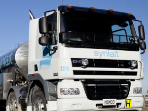 Synlait has signed up its first Waikato dairy farmers.
