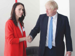 UK-NZ free trade talks on