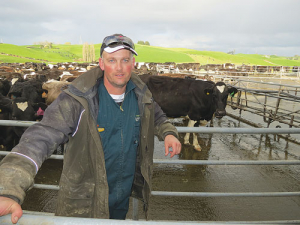 Federated Farmers national dairy chair Chris Lewis.