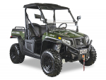 Electric UTV for the environmental farmer