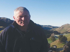 Central Hawkes Bay sheep and beef farmer Craig Preston has spent a huge sum on buying feed for his stock rather than sending them off to the works.