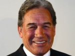 New Zealand First Leader and Northland MP Winston Peters.