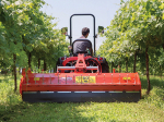 New machinery for the vineyard