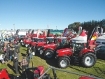 NZ tractor sales down
