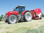 Massey Ferguson, Lely the perfect combo