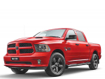 RAM's all-new Express Crew V8 Hemi features lots of space and a sporty appearance.