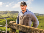 National beef genetics manager for Beef and Lamb Genetics New Zealand Max Tweedie says bulls with strong growth rates are also producing good marbling results.